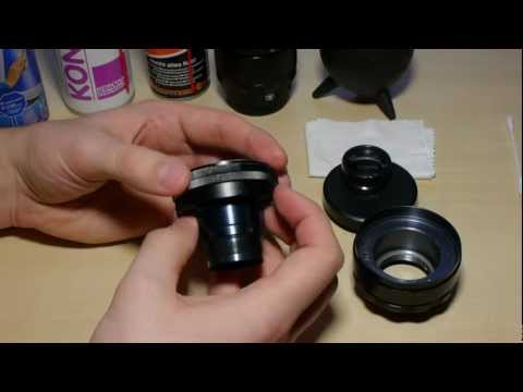 Helios 44-2 Cleaning & Short Refurb. Instructions (PLUS: Cleaning Tips For Old Lenses In General!)