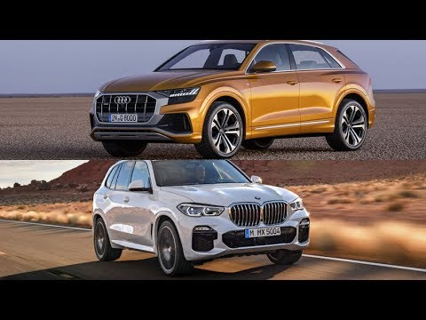 2019 Bmw X5 Vs 2019 Audi Q8 Comparison Germans Best Suvs