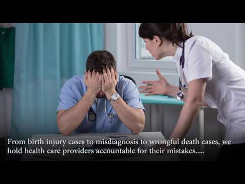 Medical Malpractice Lawyers – Results Video