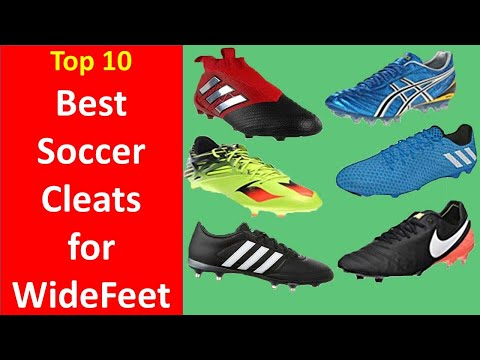 best-soccer-cleats-for-wide-feet-||-best-soccer-cleats-2017