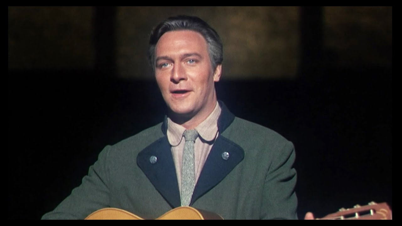 christopher plummer singing