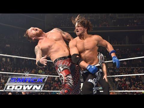 AJ Styles vs. Heath Slater: Smackdown,...