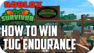 ROBLOX SURVIVOR: HOW TO BEAT ALL THE CHALLENGES
