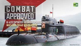 K-433 Svyatoy Georgiy Pobedonosets: Nuclear Triad Workhorse