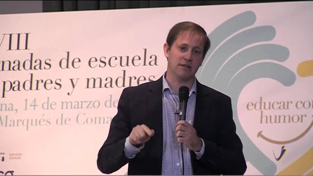 Conferencia Como afrontar con humor la educación de los hijos  Dr  Luis Gutiérrez Rojas