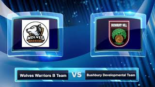 HIGHLIGHTS: Wolves Warriors B Team v Bushbury Hill FC Developmental Team