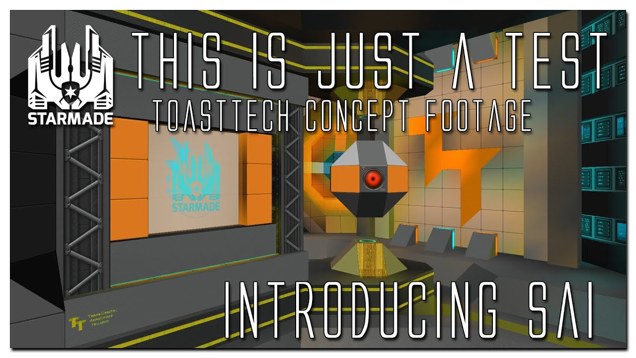 StarMade: THIS IS JUST A TEST: Introducing SAI