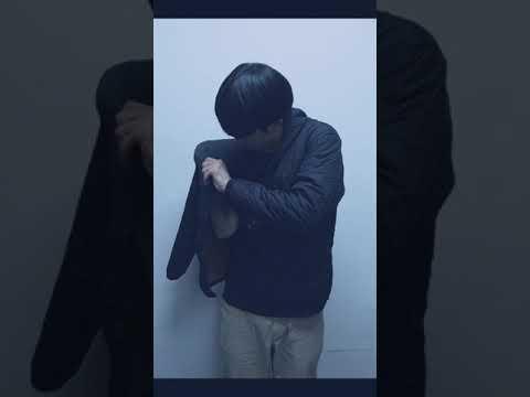 남성 방한 털누빔 깔깔이 자켓 겨울 보온 남성 잠바