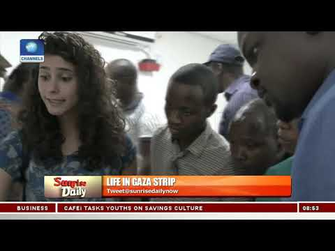 Living In Gaza Strip: The Realities |Sunrise Daily|
