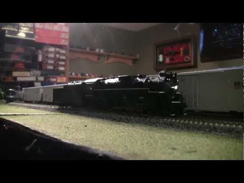 Review of MTH 2-8-4 Berkshire NKP 765
