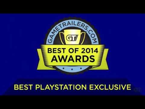 Game of the Year Awards 2014 - Best PlayStation Exclusive