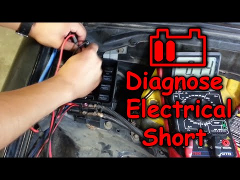 How to find Short Circuit in your car/truck