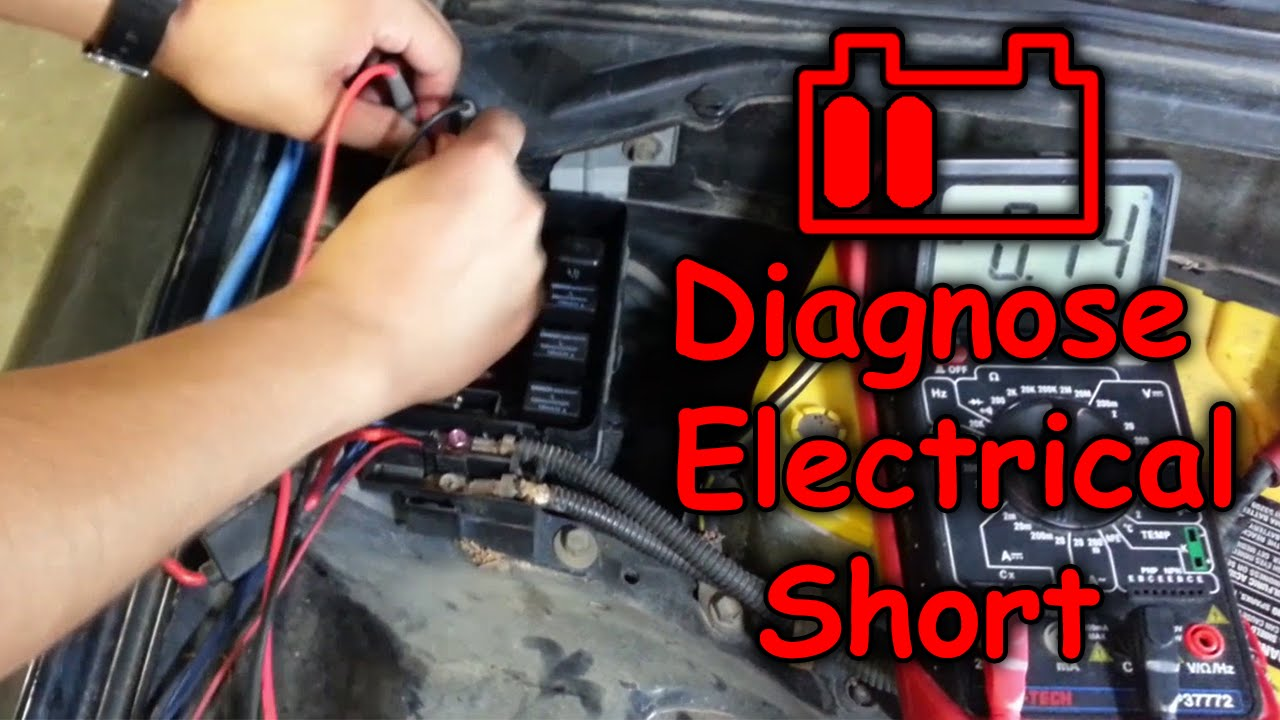 maxresdefault how to find short circuit in your car truck youtube how to find a short in a wire harness at creativeand.co