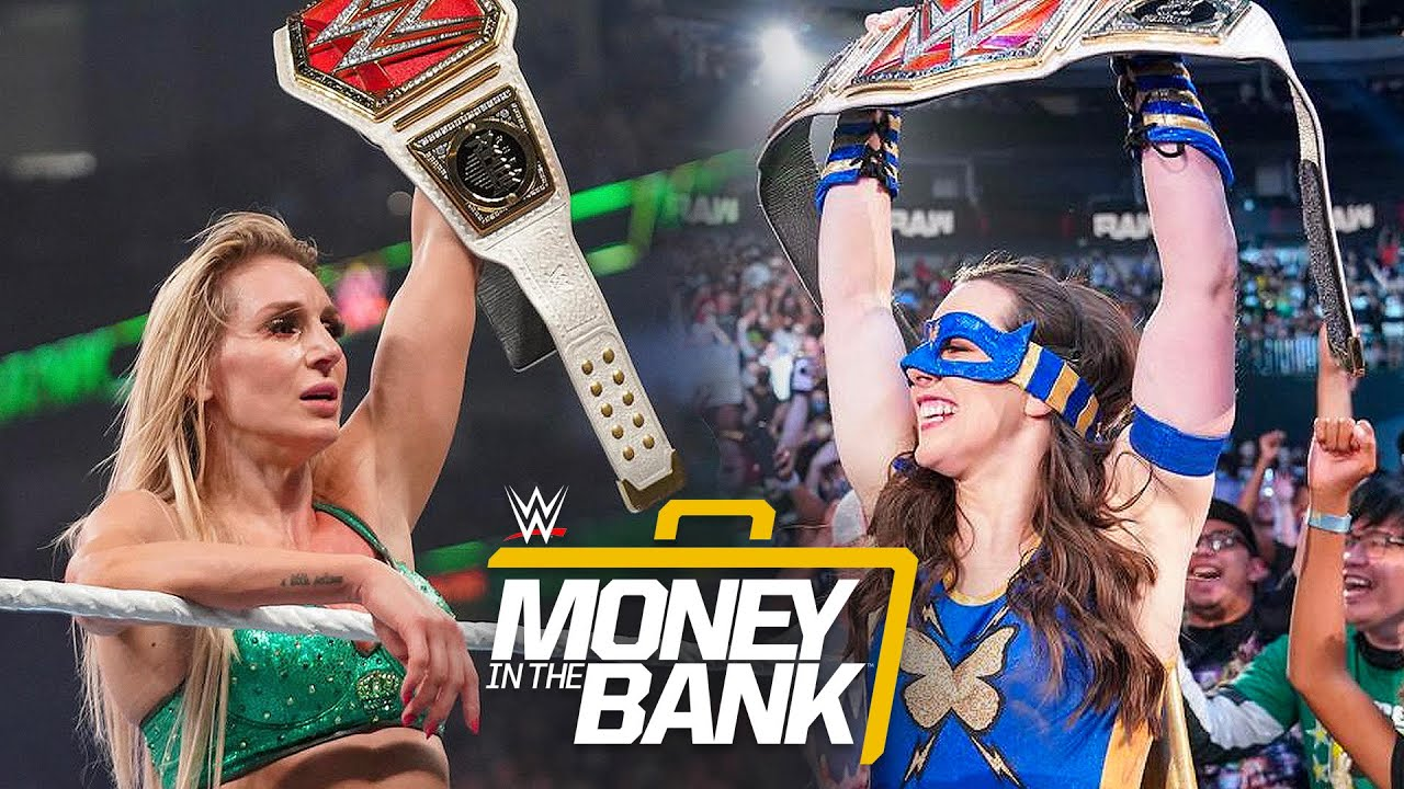 Two Championship Changes! Nikki A.S.H. Wins Money in The Bank!   WWE Money in the Bank 2021 Review