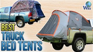8 Best Truck Bed Tents 2018