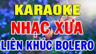 karaoke Nhạc Sống Trữ Tình Bolero Nhạc Vàng Hòa Tấu   Liên Khúc Chuyện Giàn Thiên Lý 2   Trọng Hiếu