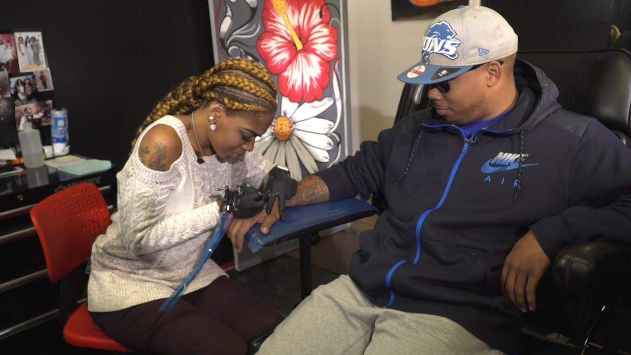 3 Best Tattoo Shops in Detroit, MI - ThreeBestRated