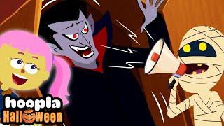 Are You Sleeping Spooky Monsters? | Funny Halloween Songs For Kids | Hoopla Halloween 2021