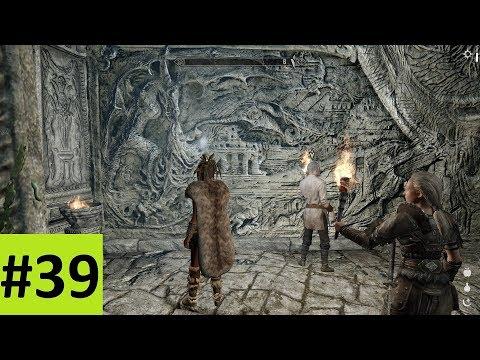 Стена Алдуина - TES V: Skyrim (Скайрим, 2019) #39