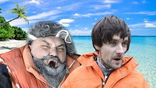 Bosanci na pustom ostrvu