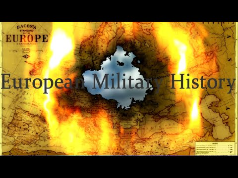Timeline of Every War Involving Europe