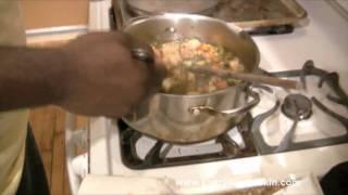 Albondigas Locas (crazy Chicken Meatball Soup) - Part 2