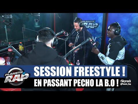 Youtube: En passant pécho – Session freestyle avec Da Uzi, Timal, Diddi Trix, Cheu-B, Sadek… #PlanèteRap