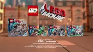 The LEGO Movie Sets Commercial #1 (70805 & 70806 & 70807)