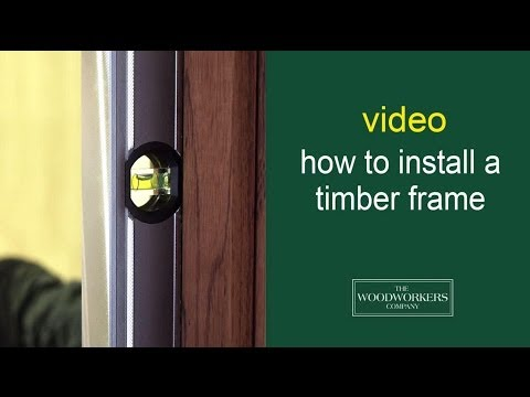 When Ordering Joinery Or Preparing An Opening, Allow Adequate Clearance  Between The Joinery Frame U0026 The Wall Structure. As A General Guide, ...