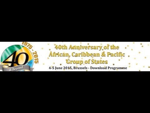 Symposium: 40th anniversary of the Founding of the ACP Group
