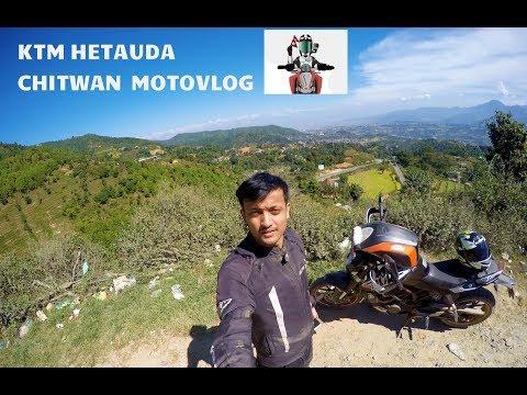 KATHMANDU TO HETAUDA MOTOVLOG NEPAL PART 1