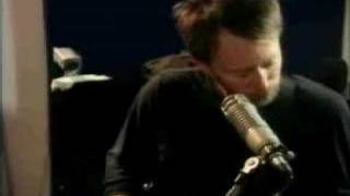 Here's radiohead, covering the awesome song, Ceremony of New Order,...