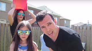 bucket head challenge with eh bee family