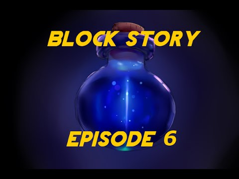 Block Story S3 Ep 6: The Potion Maker