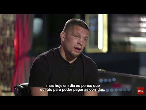 Nate Diaz fala sobre vida fora do octógono e projeta UFC 202