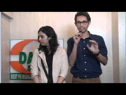 Interview with JIPMER RANK 1 Rohan Kamat & PGI Rank 14 Divya Joshi, Proud DAMSONIANS .