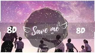 Download Lagu 💜🌙 [8D AUDIO] BTS - SAVE ME   BASS BOOSTED STADIUM EFFECT   [USE HEADPHONES 🎧] 방탄소년단 mp3