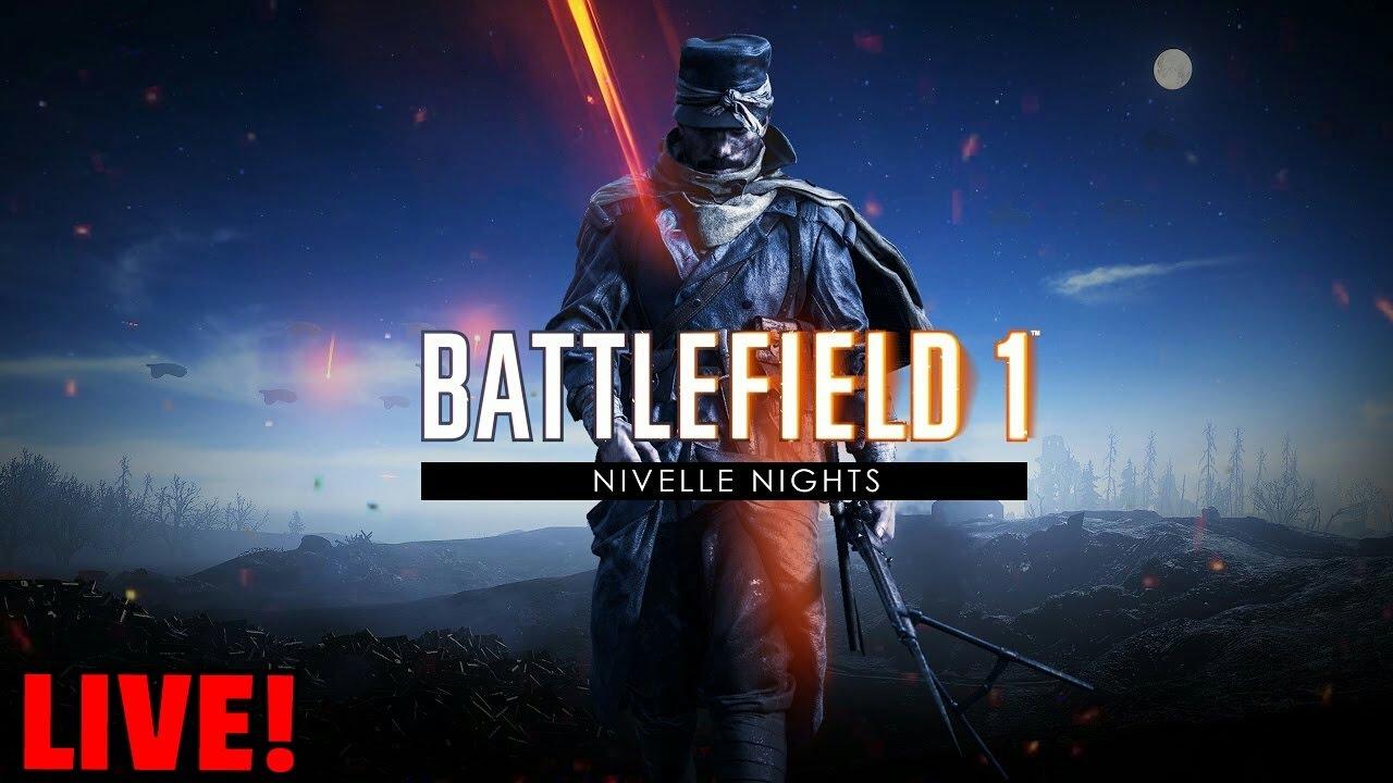 Battlefield 1 Stream