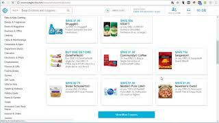 Best Printable Coupon Website: Earn Swagbucks Printing and Redeeming Coupons.com