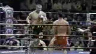 Andy Hug vs Mirko Crocop