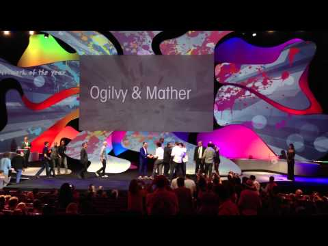 Network of the year Cannes Lions 2013