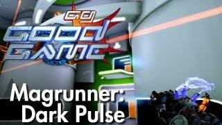 Good Game Review - Magrunner: Dark Pulse - TX: 16/07/13