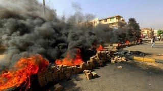 Militär in Sudan verhängt Ausnahmezustand und löst Regierung auf