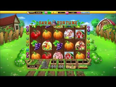 Slotmania: Farm Rich Bonus!!