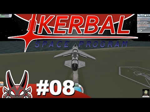 "E08 ""Jet Plane Survey Mission"" 