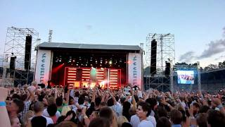 Snoop Dogg - Wet - remix by David Guetta at Summerburst, Stockholm 2011