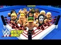 WWE Toys Shake Rumble with WWE Mystery Minis - Seth Rollins John Cena Brock Lesnar // RUMBLE LEAGUE