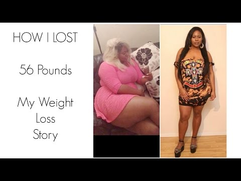 How I  Lost 50lbs  - Weight Loss Journey - Before & After Pics