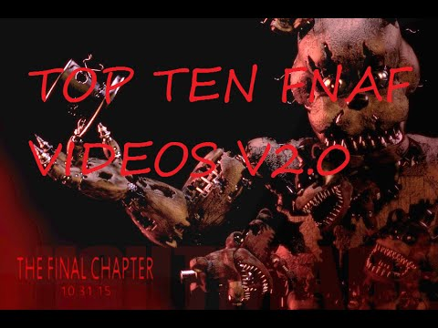 Top 10 fnaf songs october 2019