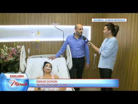 Andrea Tonciu operatie nas- Ensar Duman Esteworld